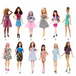 Барби - Игра с модой (ассорт. 1)