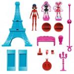 Игровой набор - Эйфелева Башня с Леди Баг