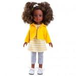 Кукла Нора в желтом (32 см)