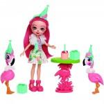 Игровой набор с фламинго