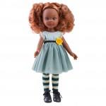 Кукла Нора с желтым бантом (32 см)