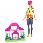 Барби - Строитель (конструктор)